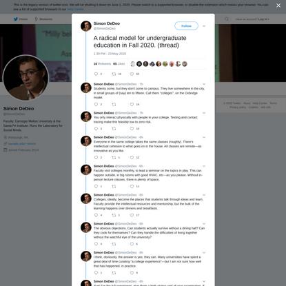 Simon DeDeo on Twitter
