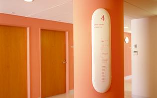 梅田病院 Umeda Hospital Signage, 2015