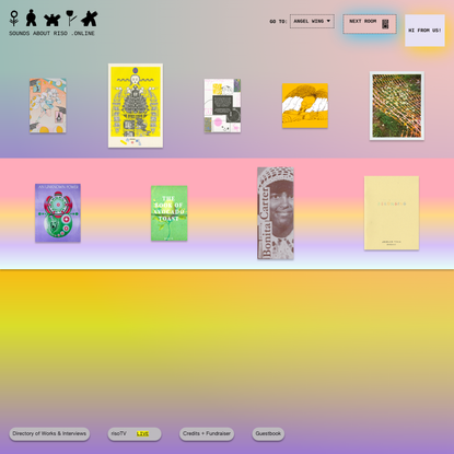 sounds about riso .online