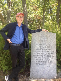 """Prof. Mark Jarzombek on """"Moswetuset Hummock: Native American sites and the problem of situational ontology."""""""