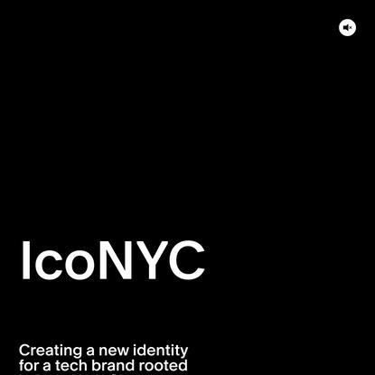 IcoNYC — Squarespace