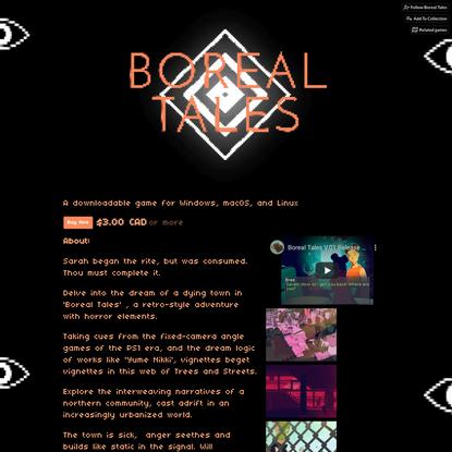 Boreal Tales by Boreal Tales