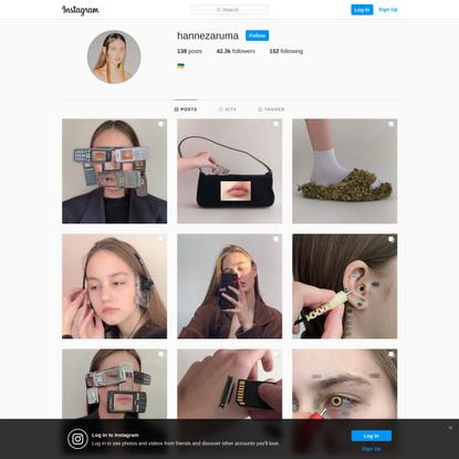 @hannezaruma • Instagram photos and videos