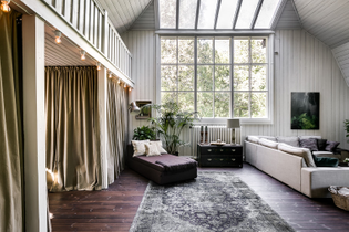 A painter's retreat in Sweden
