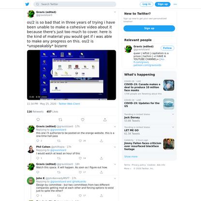 Gravis (edited) on Twitter
