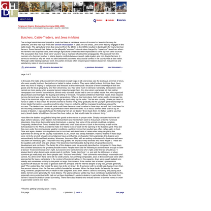 GHDI - Document