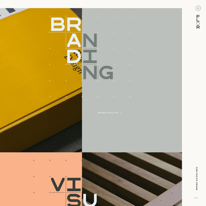 Home | FLOR Brand Guide