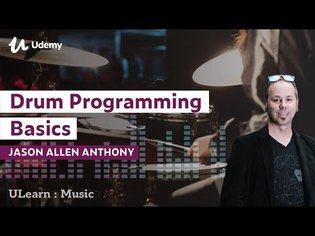 Drum Programming Basics: The 8th note and the 16th note   Jason Allen Anthony