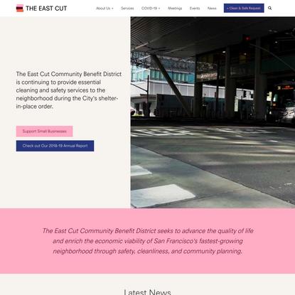 The East Cut CBD