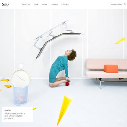 Homepage - SILO - We love brands
