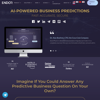 AI-Powered business predictions
