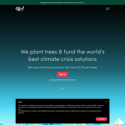 Help build a sustainable future