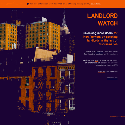 landlord watch