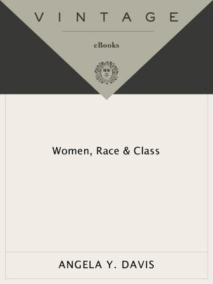 Women Race and Class, Angela Davis