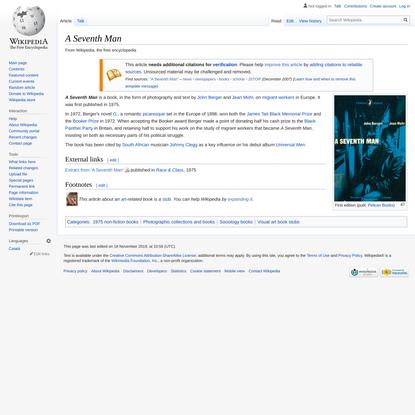 A Seventh Man - Wikipedia