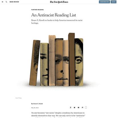 An Antiracist Reading List