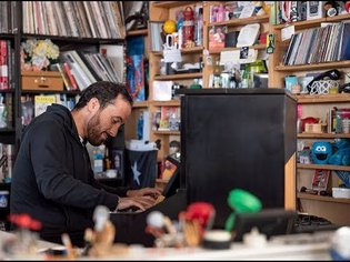 Igor Levit: NPR Music Tiny Desk Concert