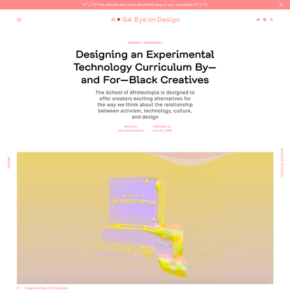 Designing an Experimental Technology Curriculum By-and For-Black Creatives