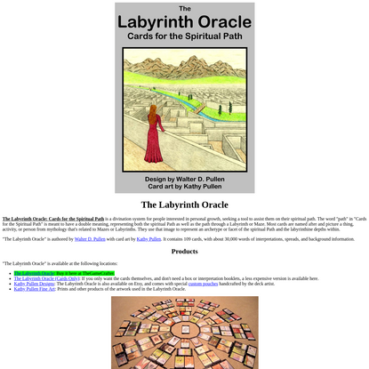The Labyrinth Oracle