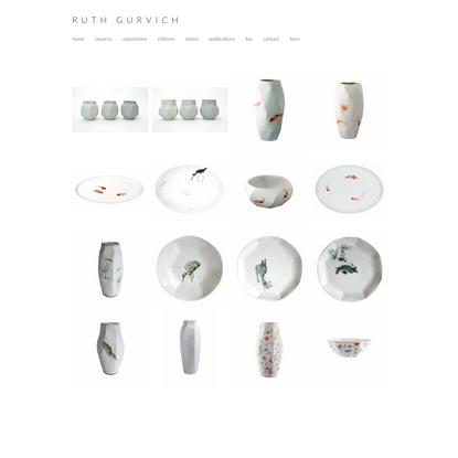 Porcelaine   Ruth Gurvich