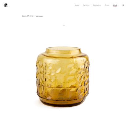 Tombola Glass · Mendel Heit Design Lab