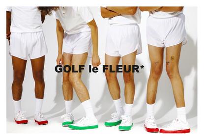 """GOLF le FLEUR* on Instagram: """"GLF x CONVERSE: SATURDAY"""""""