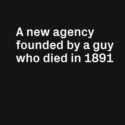 Y7K Zurich - A new agency founded by a guy who died in 1891