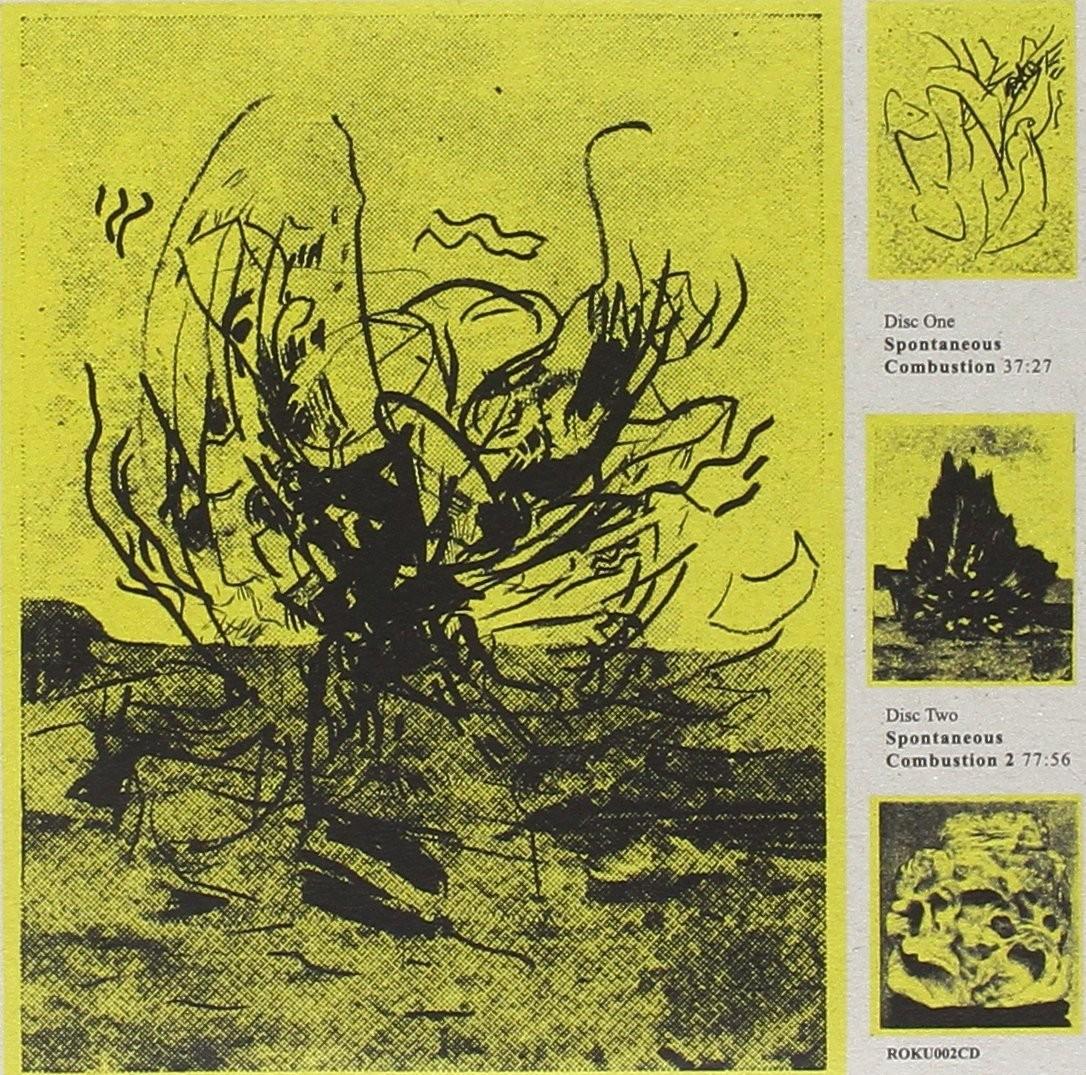 Decoy With Joe McPhee – Spontaneous Combustion (2013)