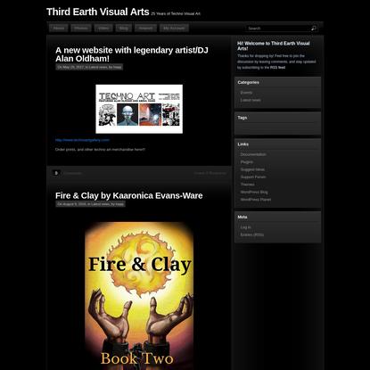Third Earth Visual Arts