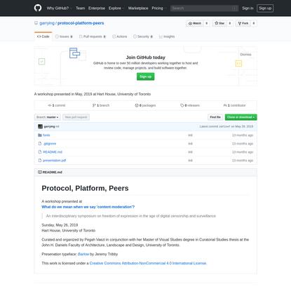 garrying/protocol-platform-peers