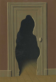 René Magritte, The Unexpected Answer, 1932