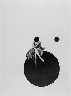 Laszlo Moholy-Nagli, Die Olly- und Dolly-Schwestern, 1926