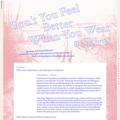 Sentiments / Chapter 9