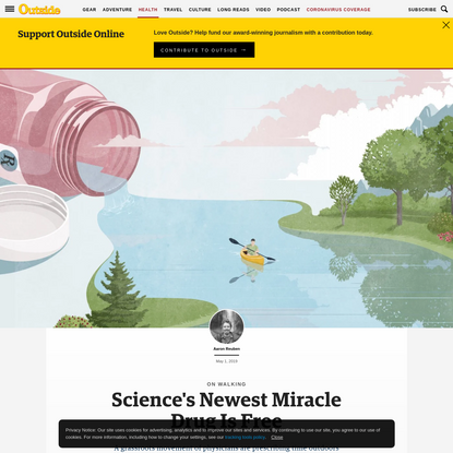 Science's Newest Miracle Drug Is Free
