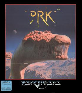 Ork - Psygnosis