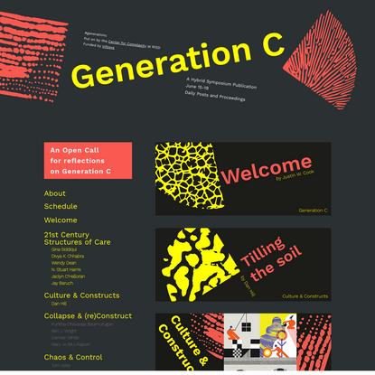 Generation C   Generation C