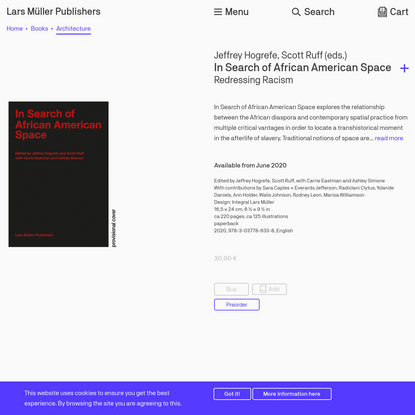 In Search of African American Space