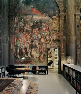 San Paolo Converso, Piazza Sant'Eufamia, Milan 🏛 A 16th century church converted into office space by Massimiliano Locatelli...