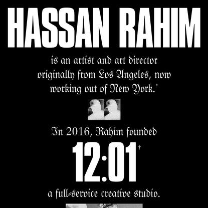 Hassan Rahim