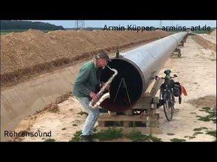 """""""Pipelinefunk"""" Armin Küpper - ( concert)"""