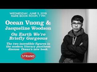 Ocean Vuong on writing a novel over a memoir