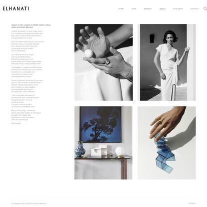 About ELHANATI - ELHANATI