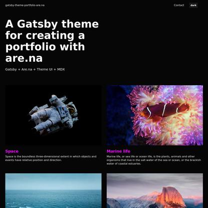 gatsby-theme-portfolio-are.na