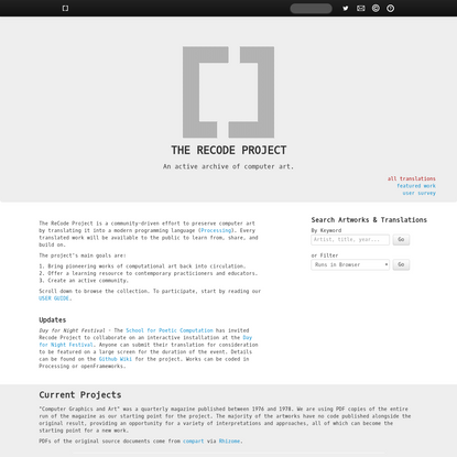 ReCode Project