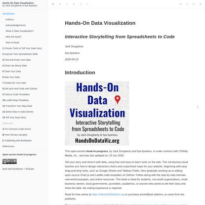 Hands-On Data Visualization