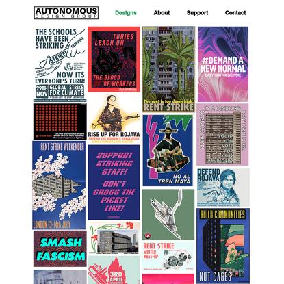 Portfolio | Autonomous Design Group