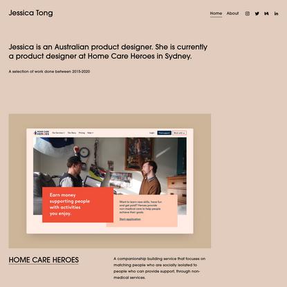 Jessica Tong