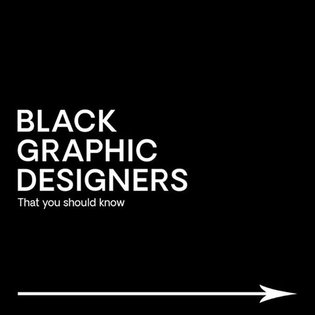 Black designers have contributed so much to the bedrock of the design world and inspire a lot of the work we do here at Manu...