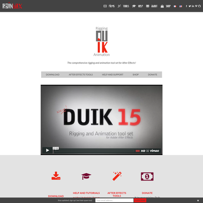 Duik - Rainbox
