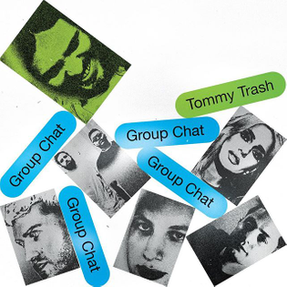 Cover for the new Tommy Trash EP out now on Foollsss gooldddd!